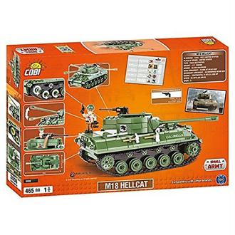 Cobi - 3006 - Hellcat - Vert