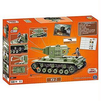 Cobi - 3004 - Kv-2 - Vert
