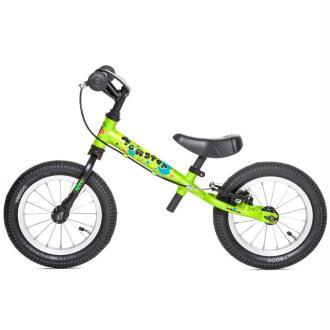 Yedoo Vélo d'équilibre Too Too 1 Happy Monster Vert citron