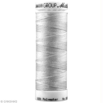 Fil à coudre Mettler Seralon 200 m - Coloris 2000