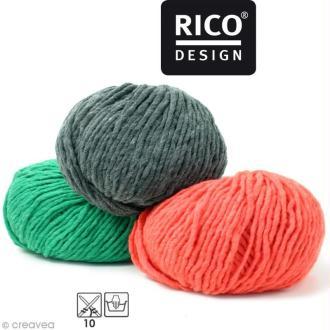 Laine Rico Design - Essentials super super chunky - 100 gr - 50% laine 50% acrylique