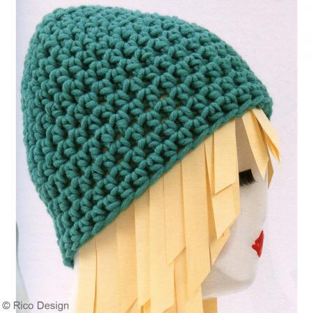 Laine Rico Design - Essentials big - 50 gr - 50% laine vierge 50% acrylique - Photo n°6