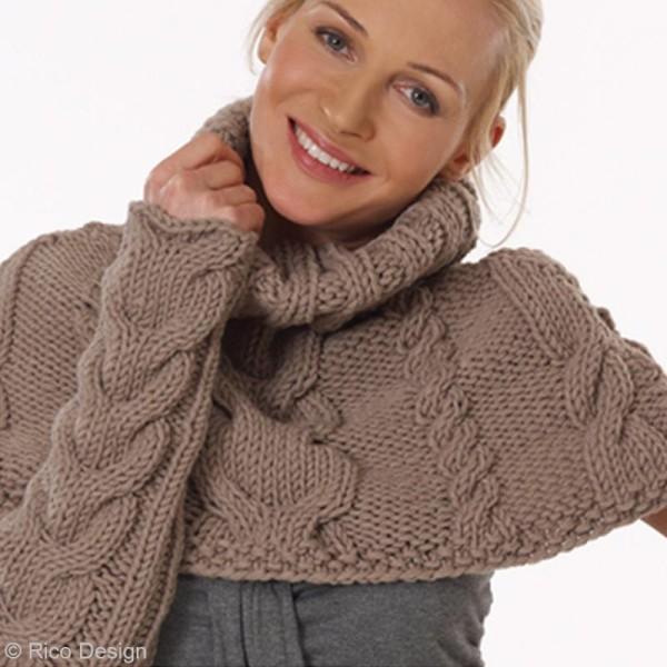 Laine Rico Design - Essentials big - 50 gr - 50% laine vierge 50% acrylique - Photo n°2