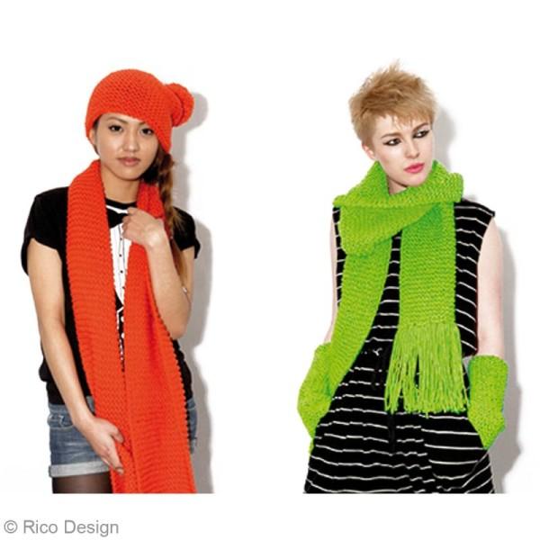 Laine Rico Design - Essentials big - 50 gr - 50% laine vierge 50% acrylique - Photo n°3