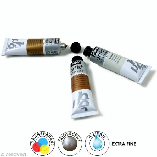 Peinture Artist Acrylics Extra Fine Iridescent 37 Ml Peinture