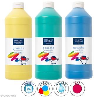 Gouache liquide Tempera 1 L