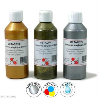 Gouache Metacryl - 250 ml