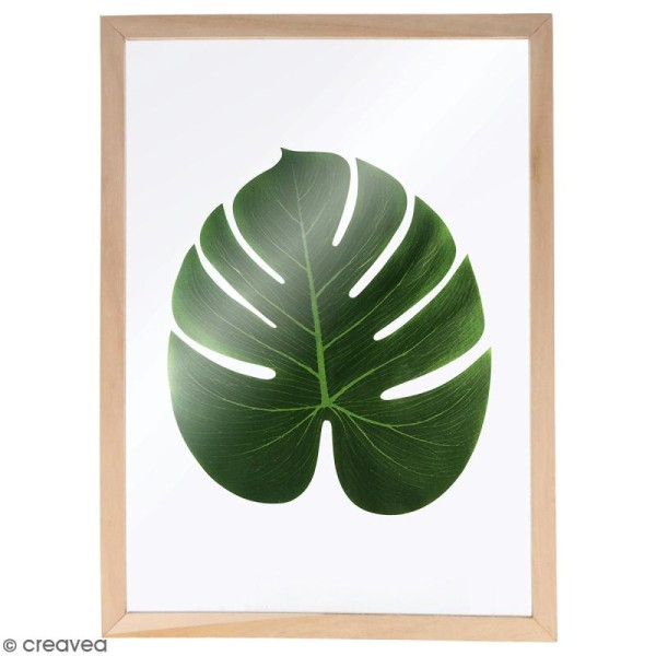 Cadre herbier déco Artemio - 21 x 29,7 cm - Photo n°1