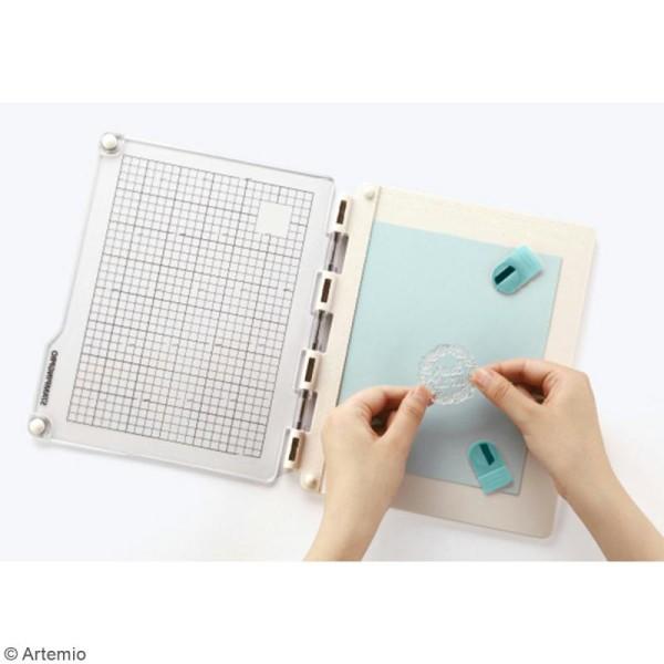 Presse de précision pour tampons transparents StampingPro - A5 - Photo n°2