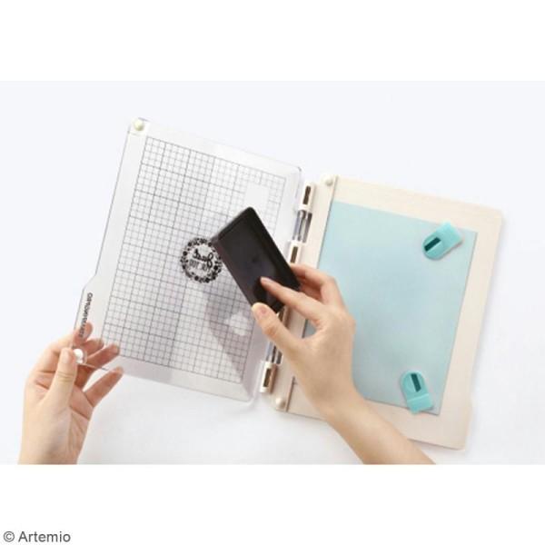 Presse de précision pour tampons transparents StampingPro - A5 - Photo n°4
