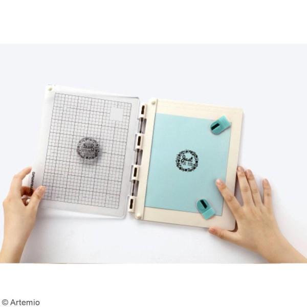 Presse de précision pour tampons transparents StampingPro - A5 - Photo n°6
