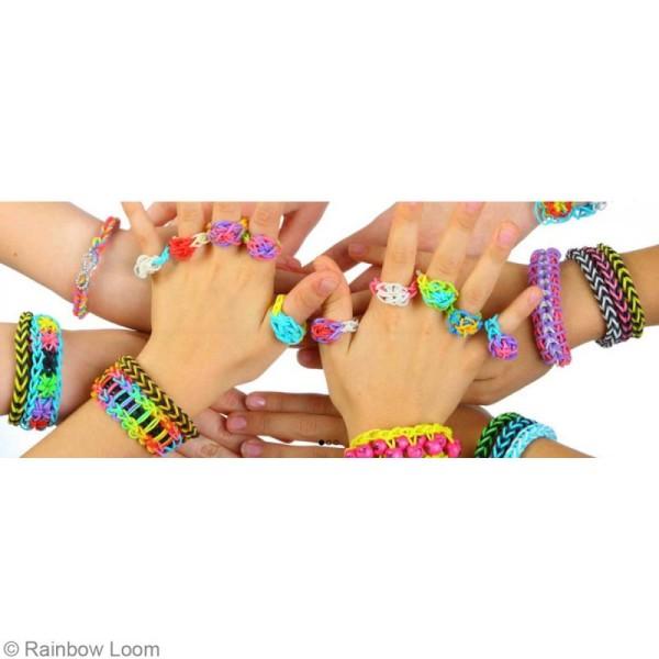 Rainbow loom - Kit de démarrage - Photo n°3