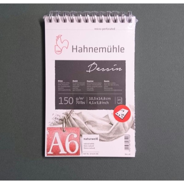 Esquisse dessin A6 Hahnemuhle - Photo n°2
