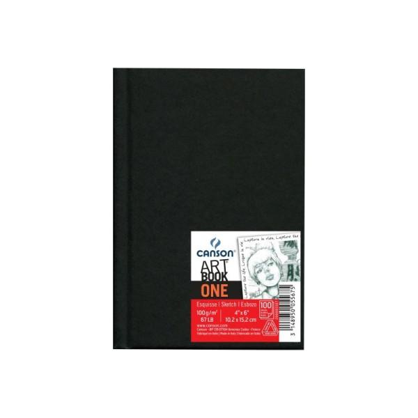 Carnet Art book one Canson - 10 x 15 cm - Photo n°2