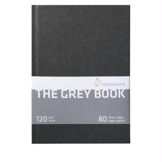 The grey book A5 Hahnemuhle