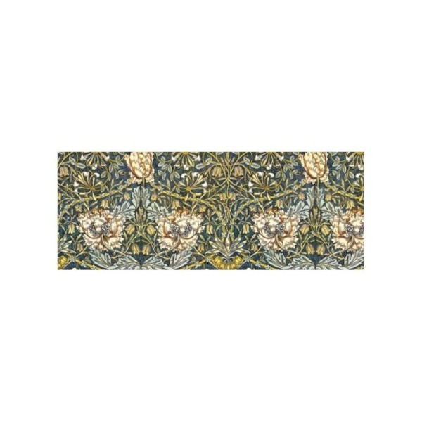 Washi Tape ruban adhésif scrapbooking 5 cm x 5 m William Morris 1 - Photo n°1