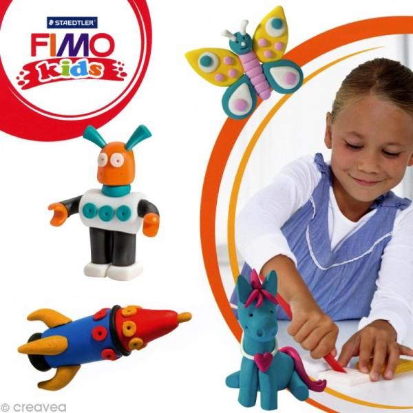 Pâte Fimo Kids Rouge 2 - 42 gr - Photo n°2