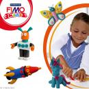 Fimo Kids Rouge 2 - 42 gr - Photo n°2