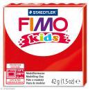 Pâte Fimo Kids Rouge 2 - 42 gr