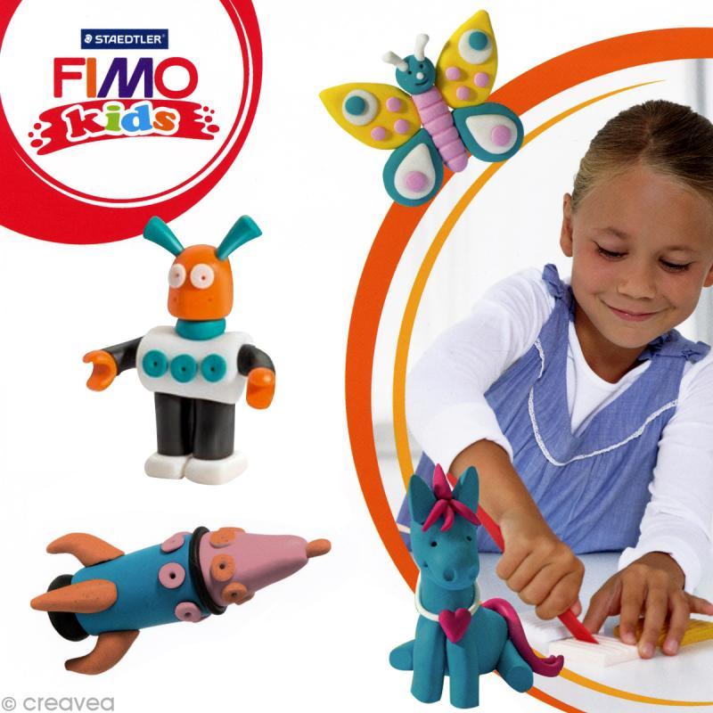 Fimo Kids Rose 25 - 42 gr - Photo n°2