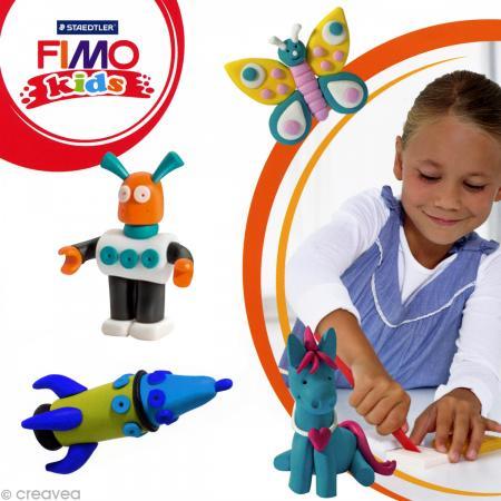 Fimo Kids Bleu 3 - 42 gr - Photo n°2