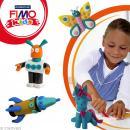 Fimo Kids Bleu turquoise 39 - 42 gr - Photo n°2