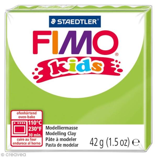 Pâte Fimo Kids Vert clair 51 - 42 gr - Photo n°1