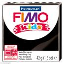 Fimo Kids Noir 9 - 42 gr - Photo n°1