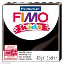 Pâte Fimo Kids Noir 9 - 42 gr