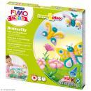 Kit Fimo Kids fille - Papillons - niveau facile - Photo n°1