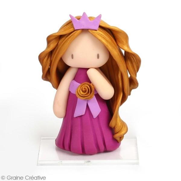 Kit figurine Fimo - Princesse Margot - Photo n°2