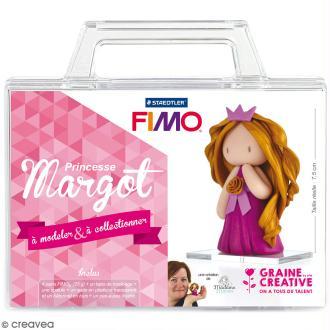 Kit figurine Fimo - Princesse Margot