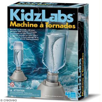 Kit Green science - fabrique une Machine à tornade