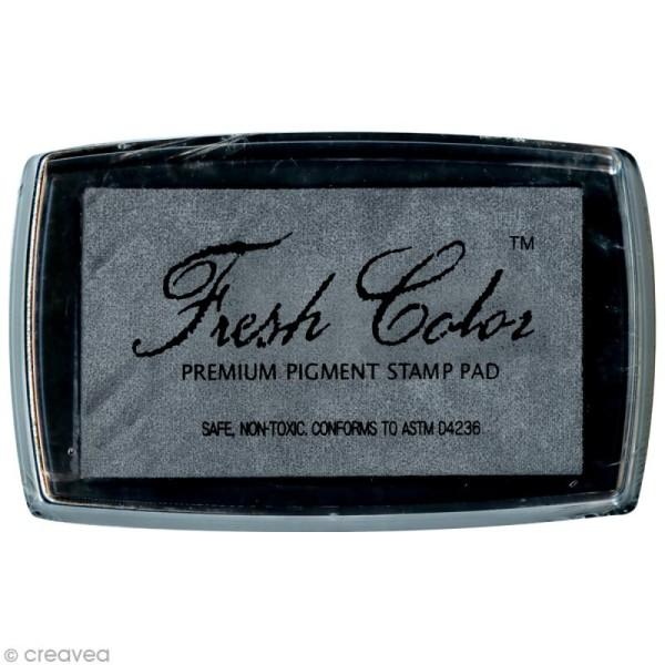 Encreur Fresh Color pour embossage - Gris - Photo n°1