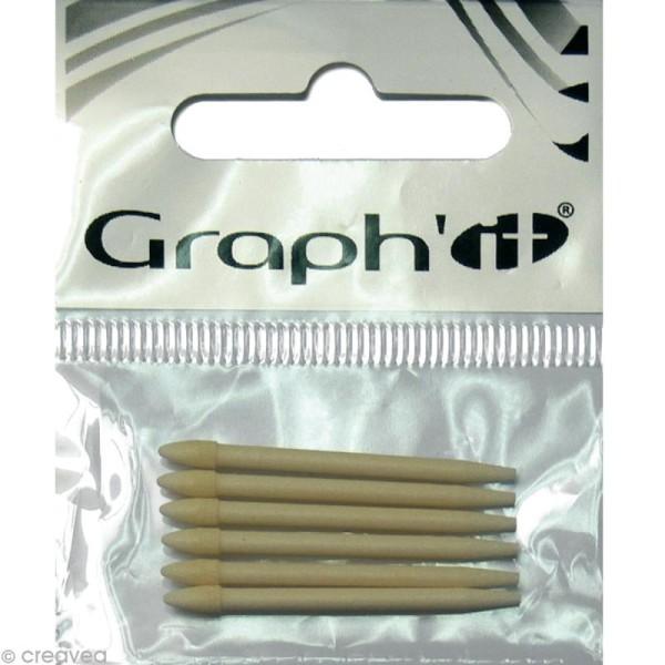 Pointe marqueur Fine pour feutre Graph'it - 6 pièces - Photo n°1
