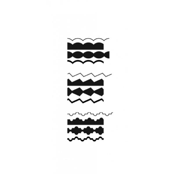 Ciseaux hobby 1 manche + 3 lames - Photo n°2