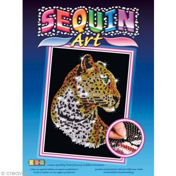 34 Perles Bois léopard