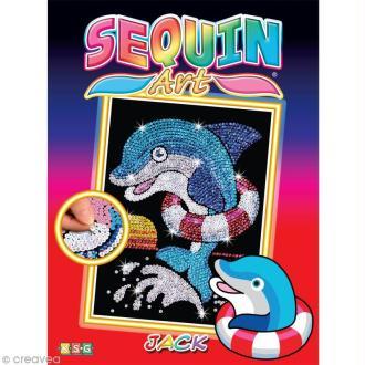 Sequin Art Junior - Dauphin