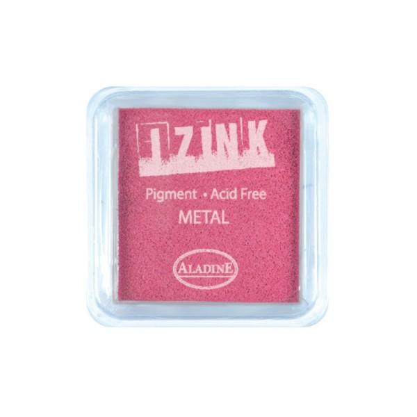 Encreur izink metal pink - Photo n°1
