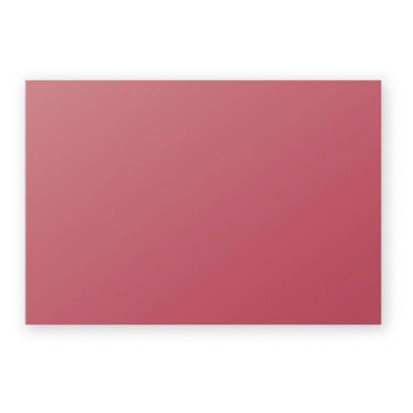 Pollen carte 110x155 bordeaux - Enveloppe 114 x 162 - Creavea