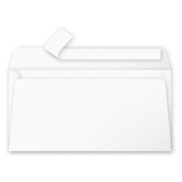 Pollen Enveloppe 110x220 blanc paquet de 20 - Photo n°1