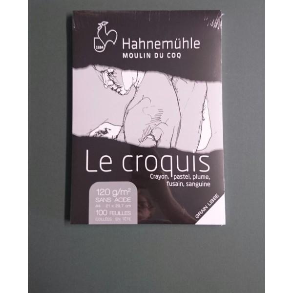 Le croquis 120g Hahnemuhle - Photo n°1