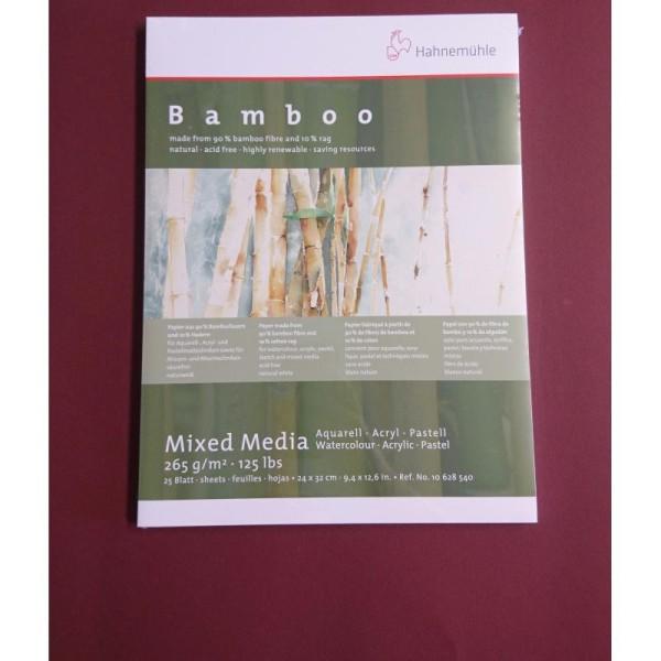 Bamboo 265g Hahnemuhle - Photo n°1