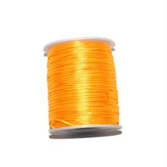 Queue de rat orange fluo 2,2 mm x1 m