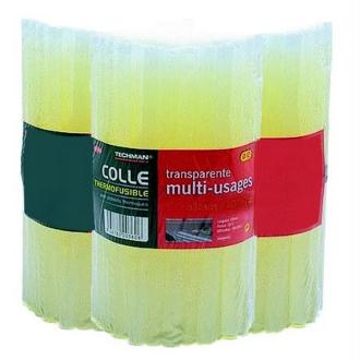 125 B tons colle thermofusible 2,5kg Ø12mm 20cm