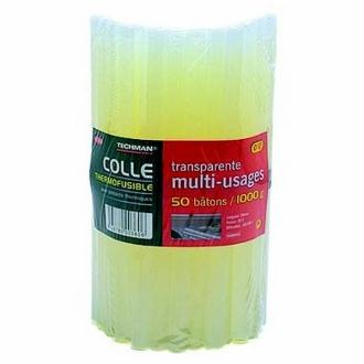 50 B tons colle thermofusible 1kg Ø12mm 20cm