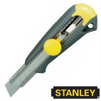 Cutter Stanley MPO 18 mm molette blocage
