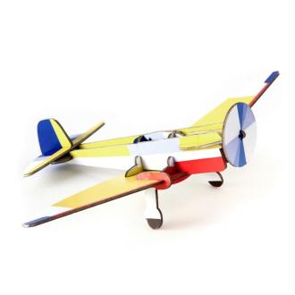 Avion en carton à construire Modèle Aiglon 26 cm