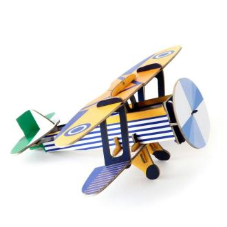 Avion en carton à construire Modèle Goshawk 23 cm