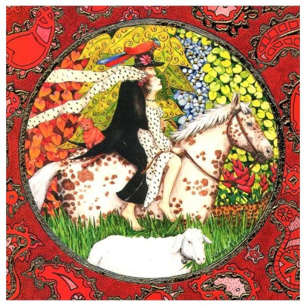 Balade nuptiale 31 - carte postale - Photo n°1